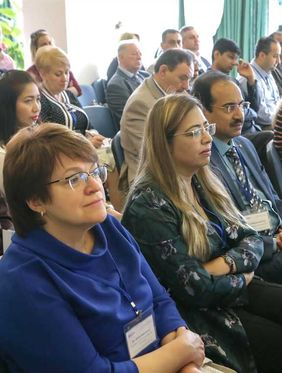 Participants of the 1st International Cerebral Palsy Conference