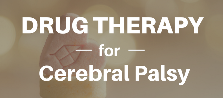 Drug therapy for CP