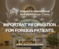 Important information for foreign patients in Truskavets, Ukraine