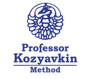 The Professor Kozyavkin Method logo