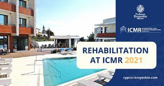 Rehabilitation at ICMR in 2021