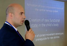 Dr. Taras Voloshyn talks about Treatment of autism spectrum disorders by the Professor Kozyavkin Method