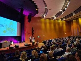 The Conference of the European Academy of Childhood Disability in Amsterdam