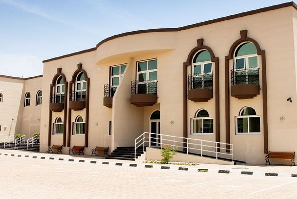 CMRC clinic in Al-Ain, UAE