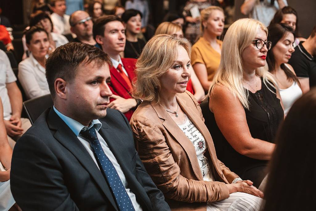 Guests of Lviv Medical Tourism Cluster presentation